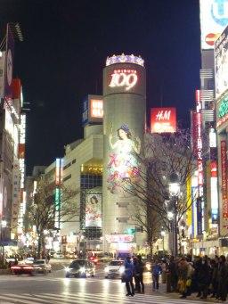J'ai fait les soldes au Shibuya 109. Épique. Encore plus étourdissant que d'habitude !!