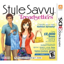 Version américaine : Style Savvy