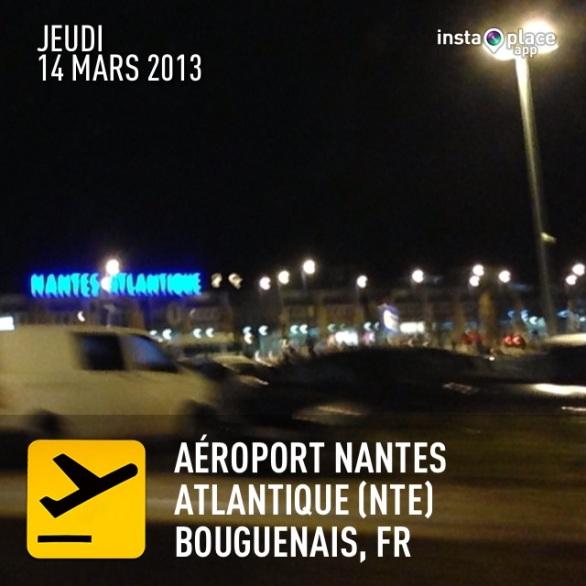 Au revoir Nantes, au revoir France, Japon j'arrive ! ナントさようなら、フランスさようなら(^^)/~~~日本私が来ています