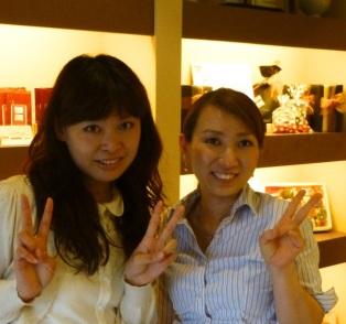 Rie & moi ^_^