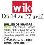 Wik: Magazine (FR) 2010