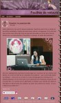 Feuilles de velours : Blog d'artiste (FR) 2010