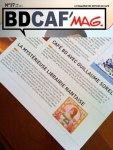 BD caf' mag: Magazine (FR) 2011