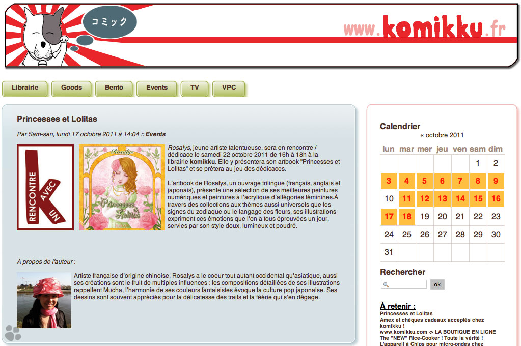 Komikku : Librairie (FR) 2011