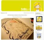 Kadjaland: Artist's blog (FR) 2012