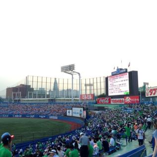 野球!Base-ball : Tokyo Yakult Swallows VS Yomiuri Giants