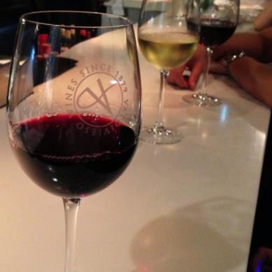 Bar à vin à Tôkyô ^^ — at Wine Bar hiro.