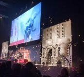 #DoctorWho50th #DWCelebration SFX show, shoot on a Cyberman! PAN!!