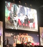 #DoctorWho50th #DWCelebration Theatre show: Regenerations, with classical Doctors