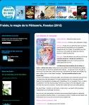 Des bulles et des mots: Literary blog (FR) 2013