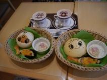 Boulangerie de Jam Ojii-san à Yokohama Anpanman mall