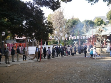 Konno Hachiman jinja