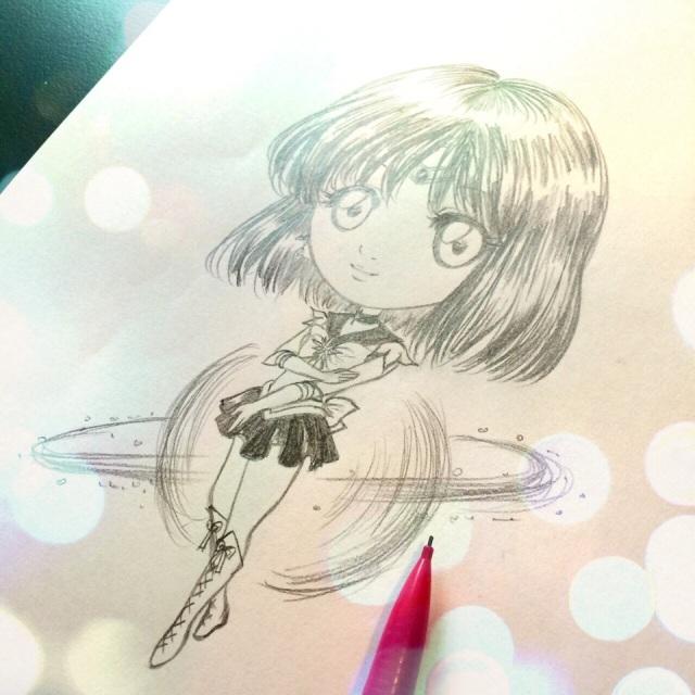 Sailor Saturn
