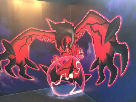 Pokemon XY the movie exhibition ~ ポケモン・ザ・ムービーXY展