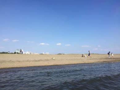 La plage pour les pieds ~ A beach for feet