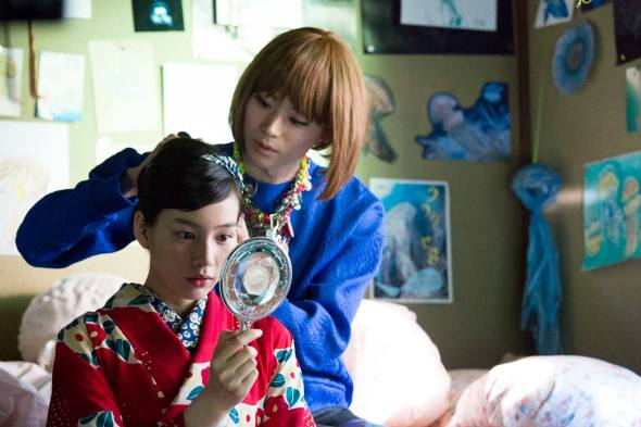 Photo ©Kuragehime movie