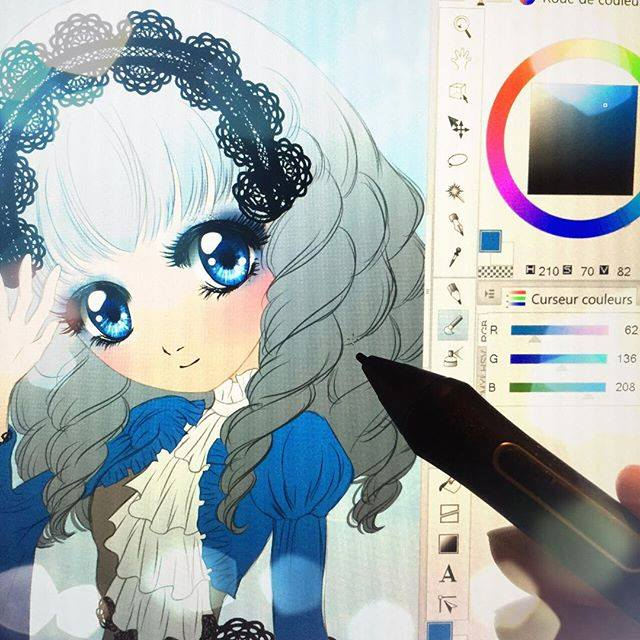 another WIP〜