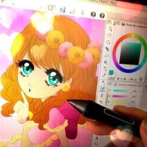 Step colorization〜