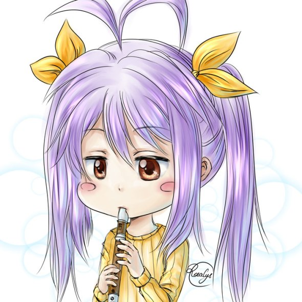 113-nonnonbiyori-renge-flute-square