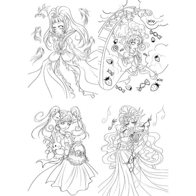 coloriages-princesses