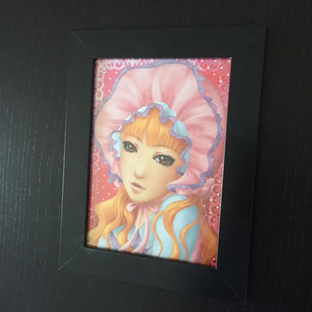 rosalys-goodies-framed-print-9
