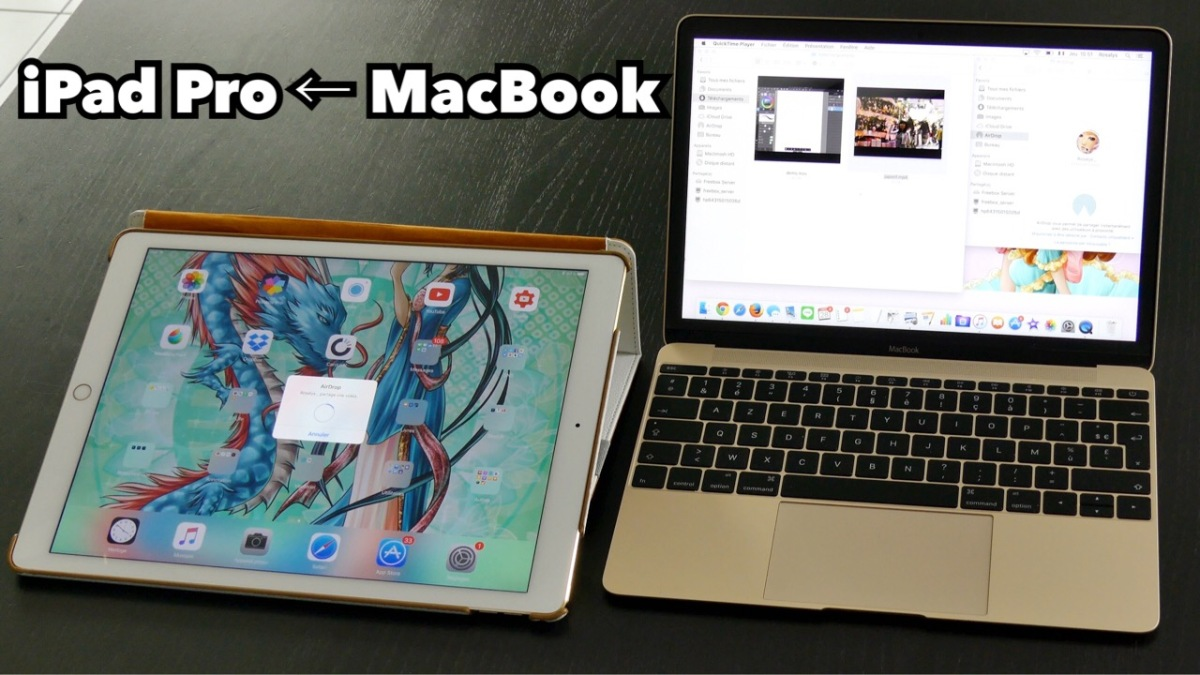 [how To] Transfer To An Ipad Pro A Video From A Macbook: Finder