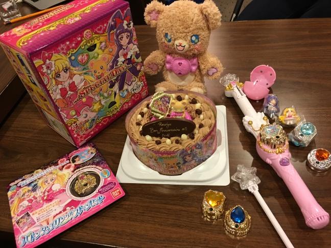 birthday-cake-maho-tsukai-precure-premium-bandai-chara-deco-special-day-3