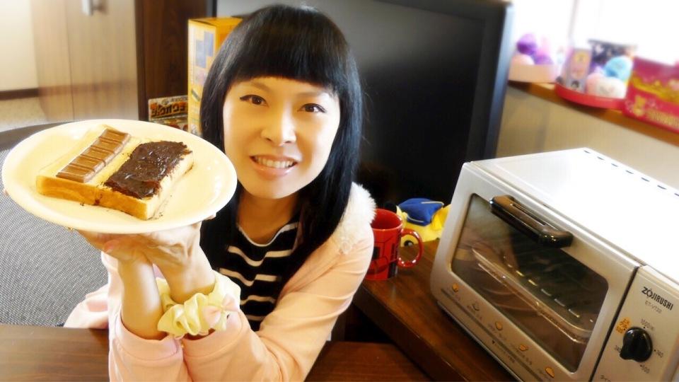 recette-super-facile-toast-chocolat-meiji-cacao-vanhouten