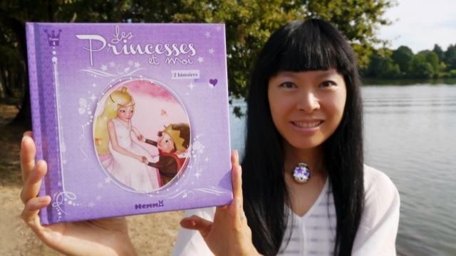 2016-09-04-publication auteur les princesses et moi T4