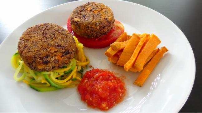 2016-09-09-recette-burger-steak-frites-vegan