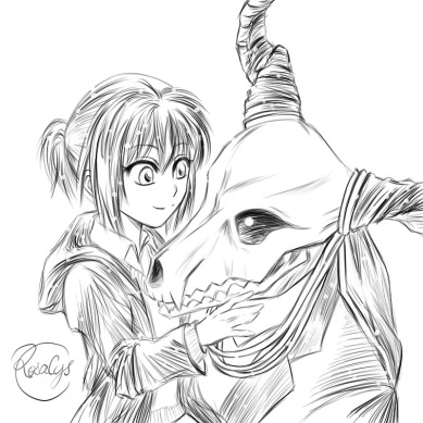 Chise & Elias [The Ancient Magus' Bride]