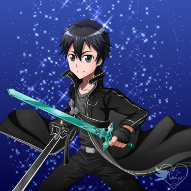 Kirito [Sword art online]