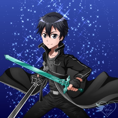Kirito [Sword art online]