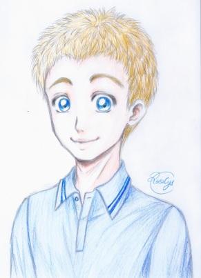 Portrait de Morgan