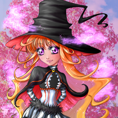 Hana de Halloween