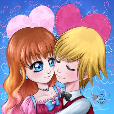 Affectueux - Hana & Harry