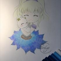 Hana & Yume - by Floki nini