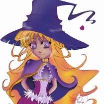 Halloween Hana - by Treffy