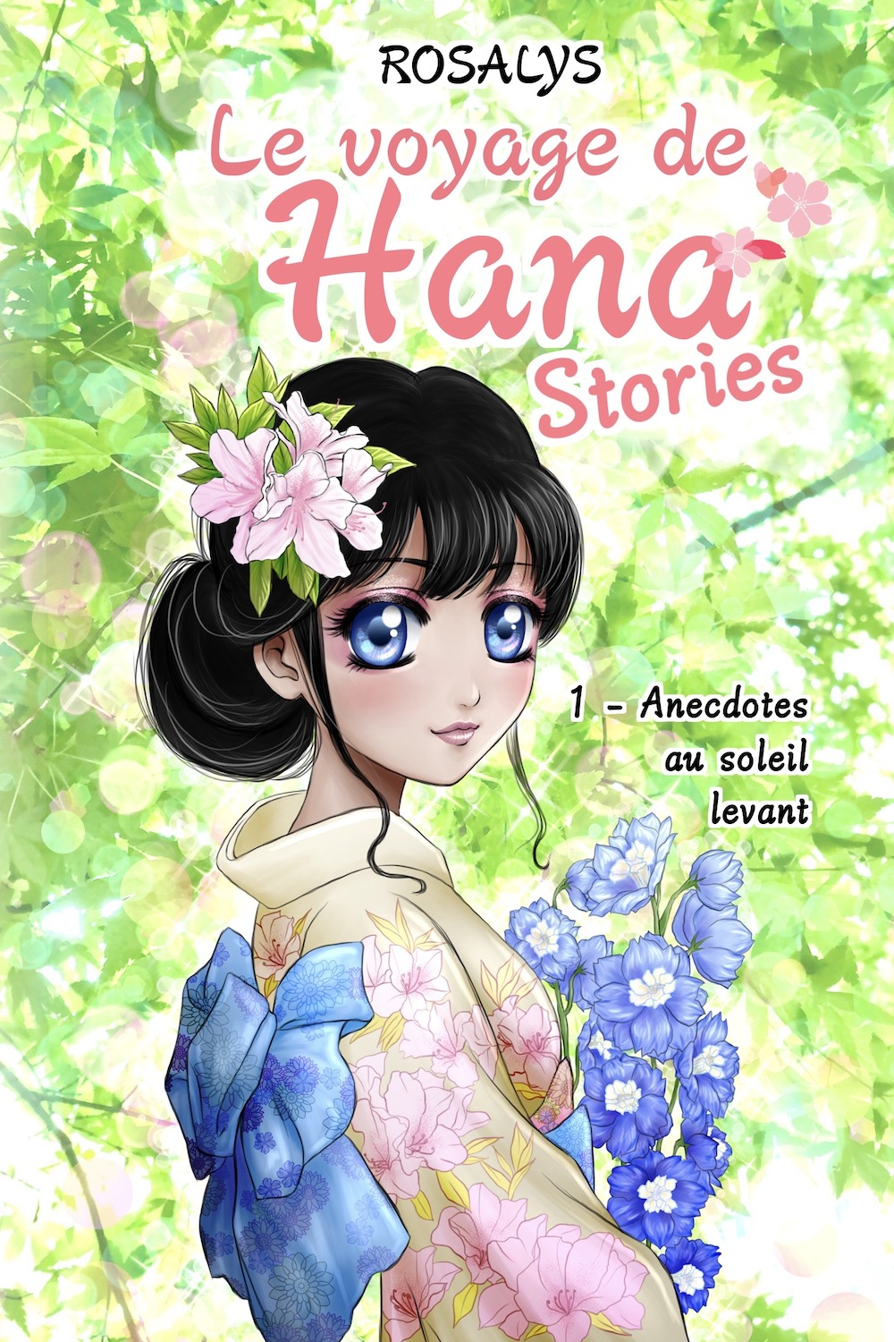 Le voyage de Hana, Stories, tome 1